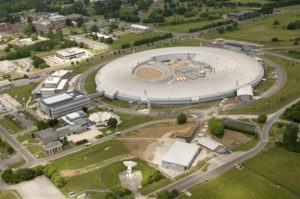 Aerial view of the Diamond Light Source, at the Rutherford Appleton Laboratory on the Harwell Science & Innovation campus in Oxfordshire, 12th June 2010